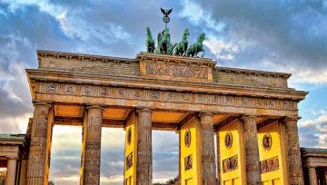 柏林的景色
