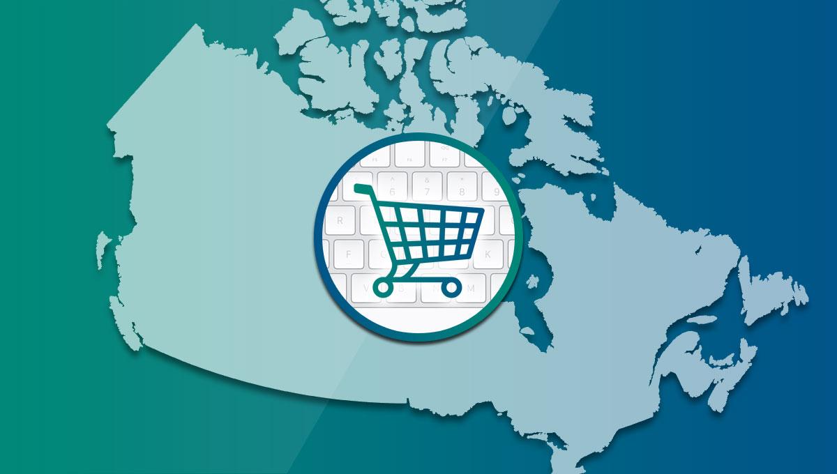 加拿大的电子商务