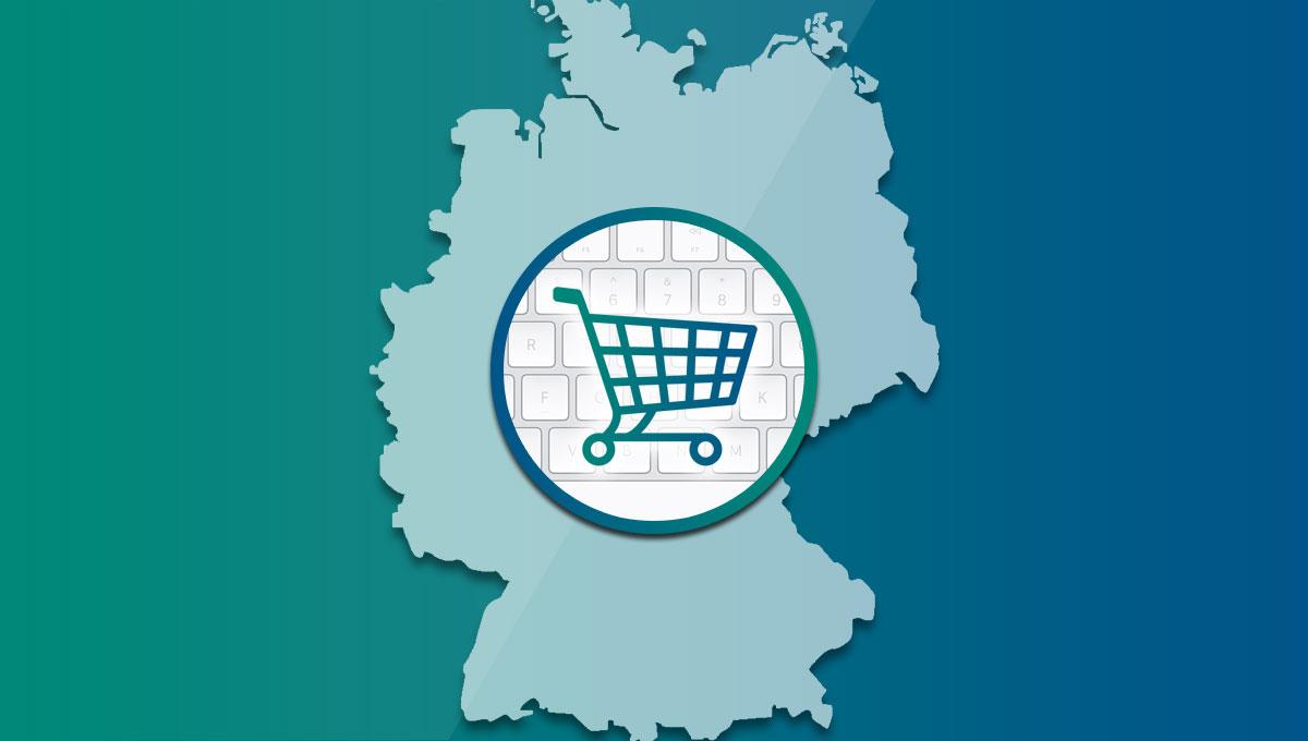 德国的电子商务