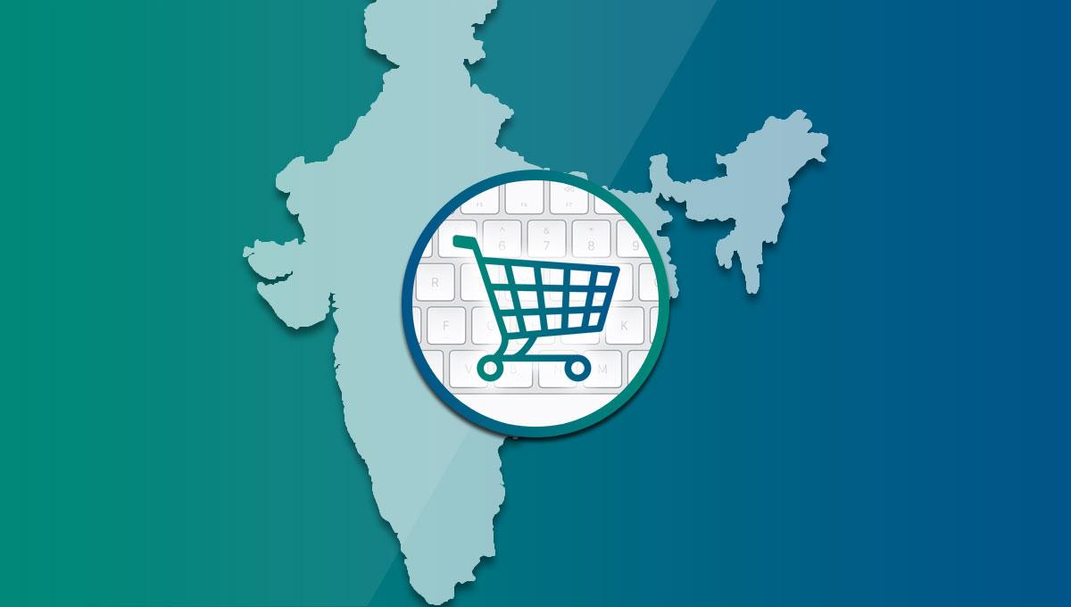 印度的电子商务