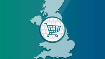 英国的电子商务