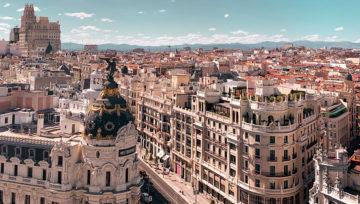 马德里景观