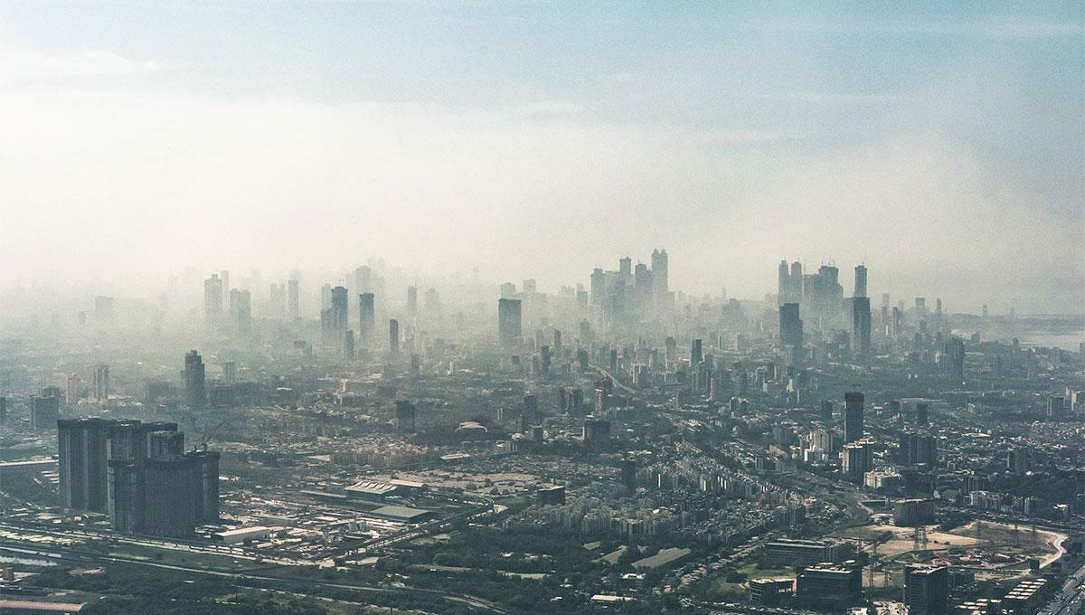 孟买的景色