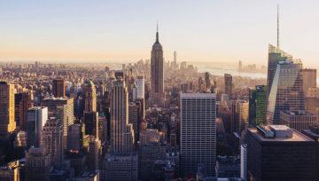 纽约天际线