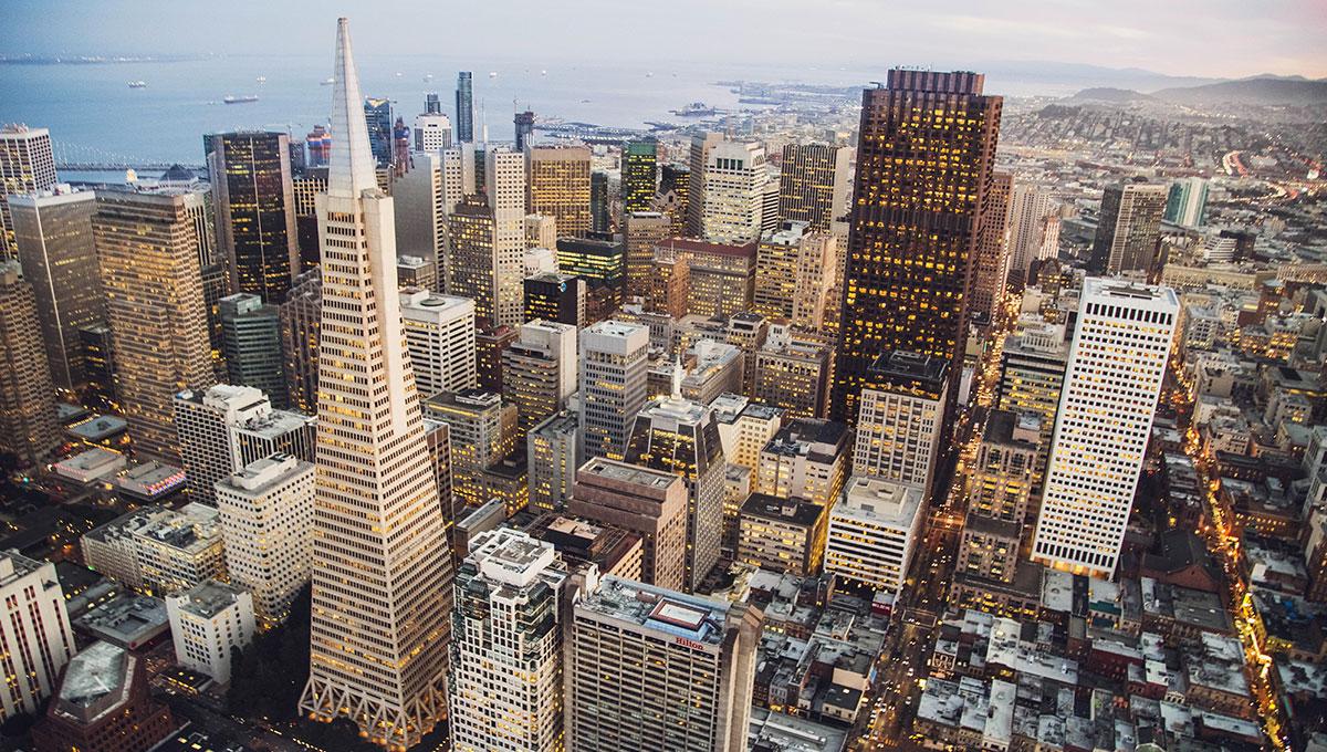 旧金山天际线