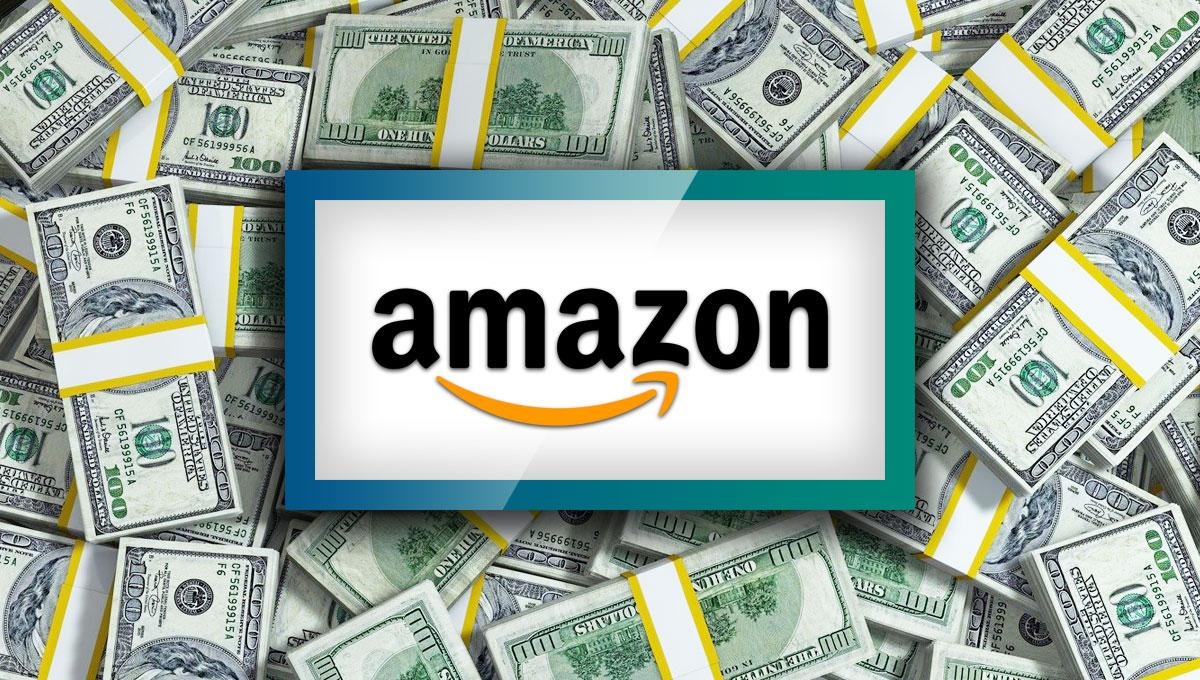亚马逊数十亿的销售,收入,利润和投资
